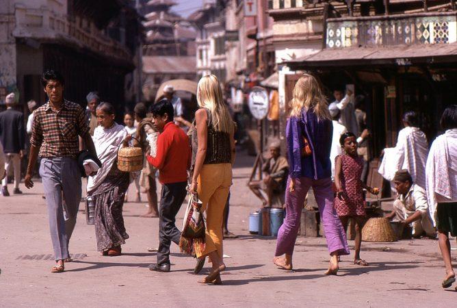 Kathmandu, 1969 Bruce Thomas