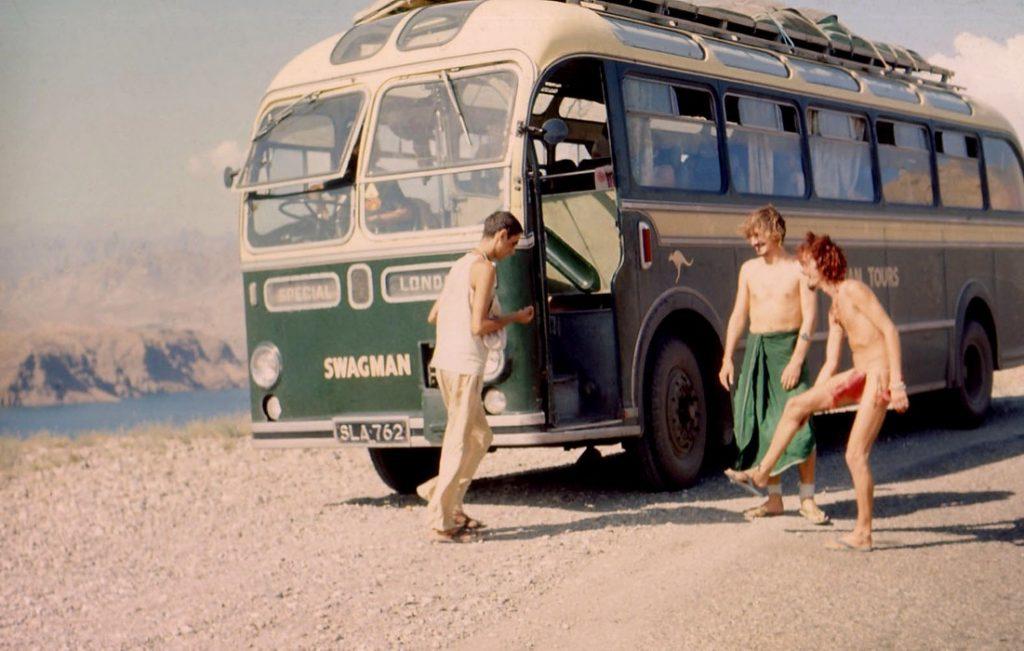Kabul, 1970